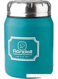 Термос для еды Rondell RDS-944 0.5л (бирюзовый)