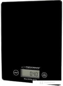 Кухонные весы Esperanza Lemon EKS002 (черный)