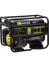 Бензиновый генератор Huter DY9500LX