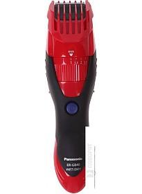 Машинка для стрижки Panasonic ER-GB40 (черный/красный)
