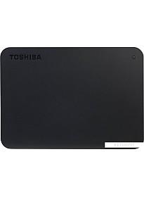 Внешний жесткий диск Toshiba Canvio Basics 2TB (черный)