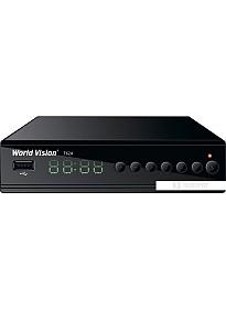 Приемник цифрового ТВ World Vision T62A