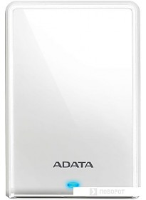 Внешний жесткий диск A-Data HV620S 4TB (белый)