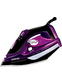 Утюг CENTEK CT-2327 (фиолетовый)