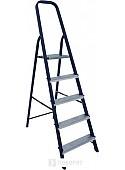 Лестница-стремянка Алюмет cтальная из профиля 40х20мм M8404