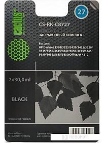 Чернила CACTUS CS-RK-C8727 (заправочный набор)