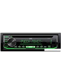 CD/MP3-магнитола JVC KD-R497