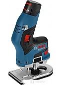 Кромочно-петельный фрезер Bosch GKF 12V-8 Professional 06016B0000 (с 2-мя АКБ и кейсом)
