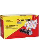 Картридж Colouring CG-CE505X/719 (аналог HP CE505X, Canon Cartridge 719)