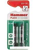 Набор бит Hammer 203-176 (2 предмета)