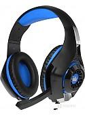 Наушники CrownMicro CMGH-101T (синий)