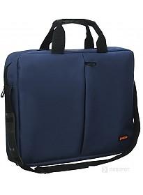 Сумка для ноутбука ExeGate Office F1590 Dark Blue