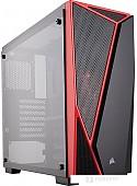Корпус Corsair Carbide SPEC-04 (закаленное стекло, черный/красный)