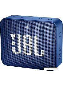 Беспроводная колонка JBL Go 2 (синий)