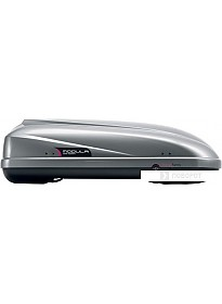 Автомобильный багажник Modula Beluga Basic 420 (серый)