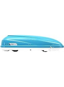 Автомобильный багажник Modula Travel Sport 460 (бирюзовый)