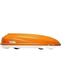 Автомобильный багажник Modula Travel Sport 460 (оранжевый)