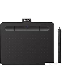 Графический планшет Wacom Intuos CTL-4100WL (черный, маленький размер)