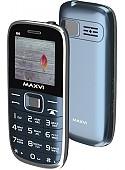Мобильный телефон Maxvi B6 (маренго)