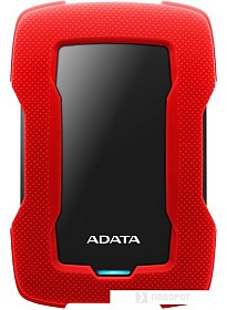 Внешний жесткий диск A-Data HD330 1TB (красный)