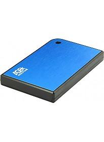 Бокс для жесткого диска AgeStar 3UB2A14 (синий/черный)