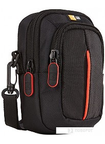 Сумка Case Logic Advanced Point & Shoot Camera Case [DCB-313-BLACK]