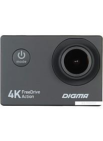 Экшен-камера Digma FreeDrive Action 4K