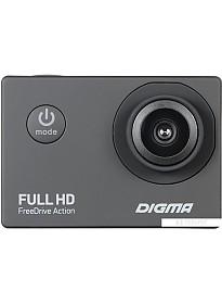 Экшен-камера Digma FreeDrive Action Full HD