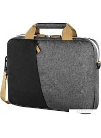Сумка для ноутбука Hama Florence 13.3 (черный/серый)