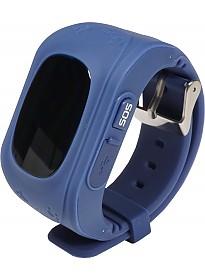 Умные часы Smart Baby Watch Q50 (фиолетовый)