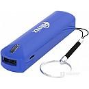 Портативное зарядное устройство Ritmix RPB-2001L (синий) фото и картинки на Povorot.by