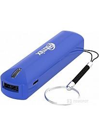 Портативное зарядное устройство Ritmix RPB-2001L (синий)