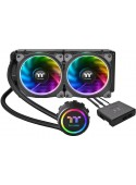 Кулер для процессора Thermaltake Floe Riing RGB 240 TT Premium Edition