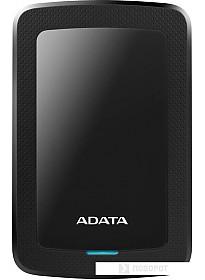 Внешний жесткий диск A-Data HV300 AHV300-2TU31-CBK 2TB (черный)