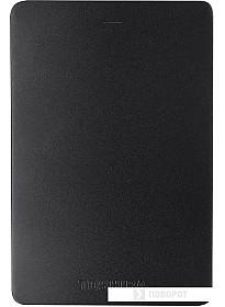 Внешний жесткий диск Toshiba Canvio Alu HDTH310EK3AB 1TB (черный)