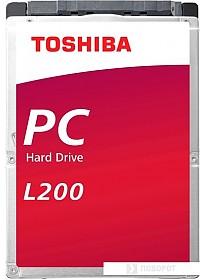 Жесткий диск Toshiba L200 2TB HDWL120EZSTA