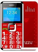 Мобильный телефон Ginzzu MB505 (красный)