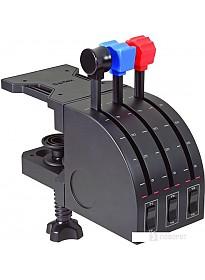 Оборудование для авиасимов Logitech G Saitek PRO Flight Throttle Quadrant