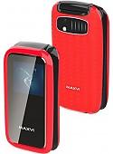 Мобильный телефон Maxvi E2 (красный)