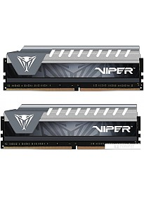 Оперативная память Patriot Viper Elite 2x8GB DDR4 PC4-21300 PVE416G266C6KGY
