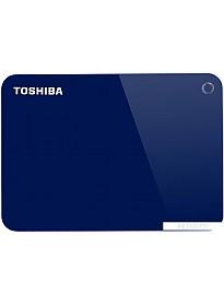 Внешний жесткий диск Toshiba Canvio Advance HDTC910EL3AA 1TB (синий)