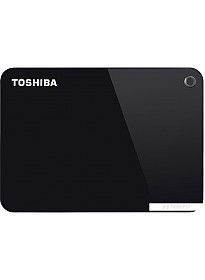 Внешний жесткий диск Toshiba Canvio Advance HDTC920EK3AA 2TB (черный)