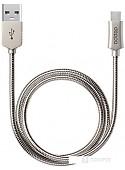 Кабель Deppa Steel USB - micro USB 72273