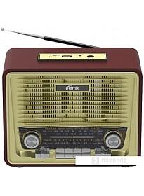 Радиоприемник Ritmix RPR-088 (золотистый)
