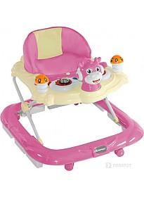 Ходунки Bertoni Bambi EB (розовый)