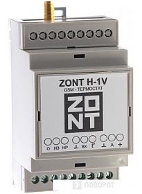 Терморегулятор Микро Лайн Zont H-1V