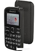 Мобильный телефон Maxvi B7 (черный)