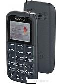 Мобильный телефон Maxvi B7 (маренго)