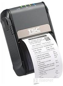 Термопринтер TSC Alpha-2R (черный)