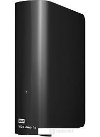 Внешний жесткий диск WD Elements Desktop 10TB WDBWLG0100HBK